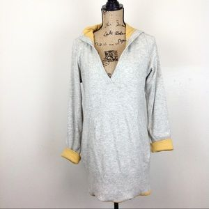 Sparrow Oversized Lambswool Tunic -N200